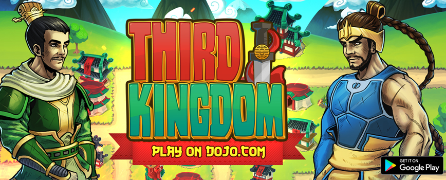 Third Kingdom – Launch Trailer!